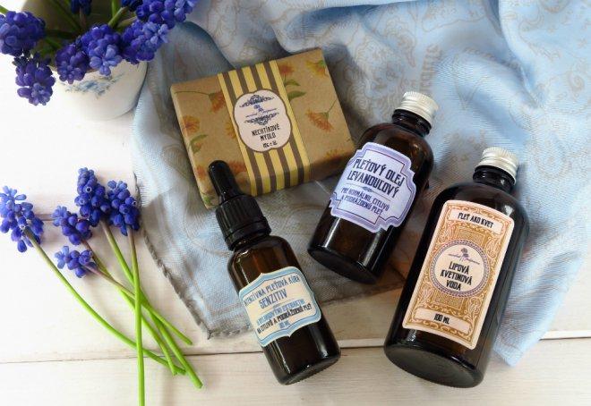 Produkty pre citlivú pleť