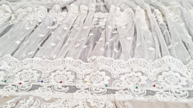 Ako som si ušila moje vysnívané svadobné šaty rok po svadbe ... 1a8b963dc94