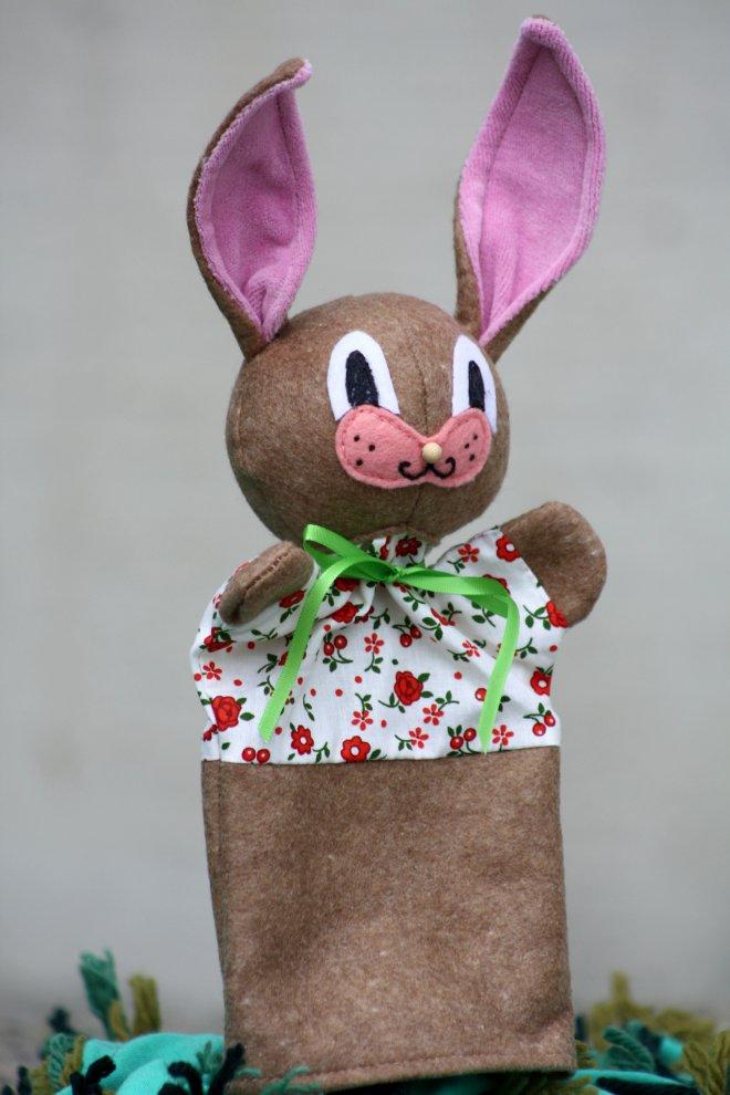 fd1500e63 Zajko, zajo, zajačik. Pootvorené dvere do bábkarského remesla. / babkarstvo  / SAShE.sk