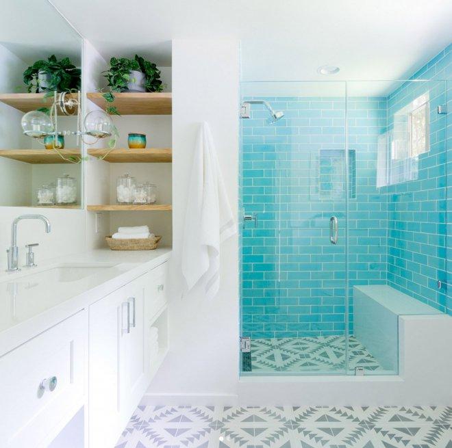 Green And Black Bathroom Ideas: Kúpeľňové Inšpirácie / Tileme / SAShE.sk