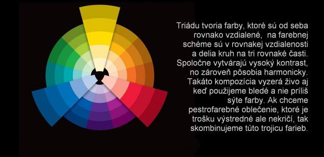 182e5d0084e Ďalšiu farbu dostaneme, ak odpočítame ďalšie 4 farby. (Tento postup ale  platí pre náš 12-farebný kruh.) Neutrálne farby nič nepokazia