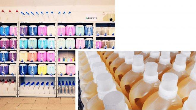 Ako sa stať správnym ecoistom | Nekupuj zabalené čistiace prostriedky | Taschkēn