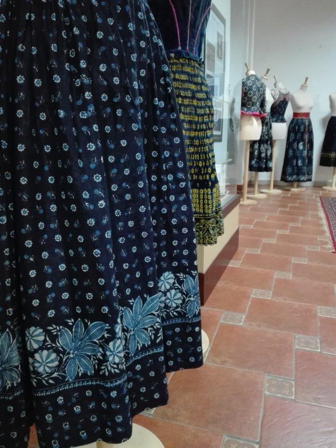 Výstava Modrobiely svet v Múzeu Čierny orol Liptovský Mikuláš
