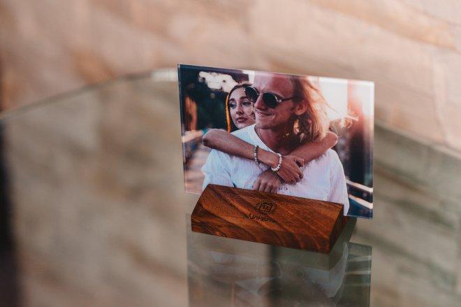 Foto darček na mieru s najšťastnejšími chvíľami a pocitmi, prevedený do dokonalej podoby na celý život.