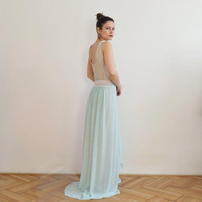 Slovesnká slow fashion návrhárka Mária Reváková