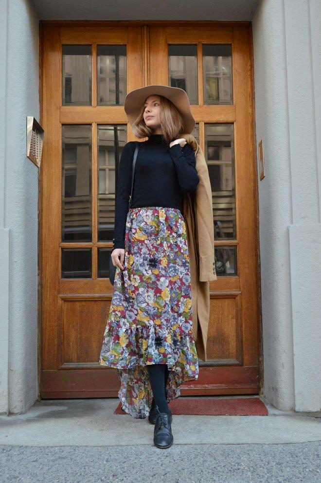 Jarný outfit od slovenskej návrhárky