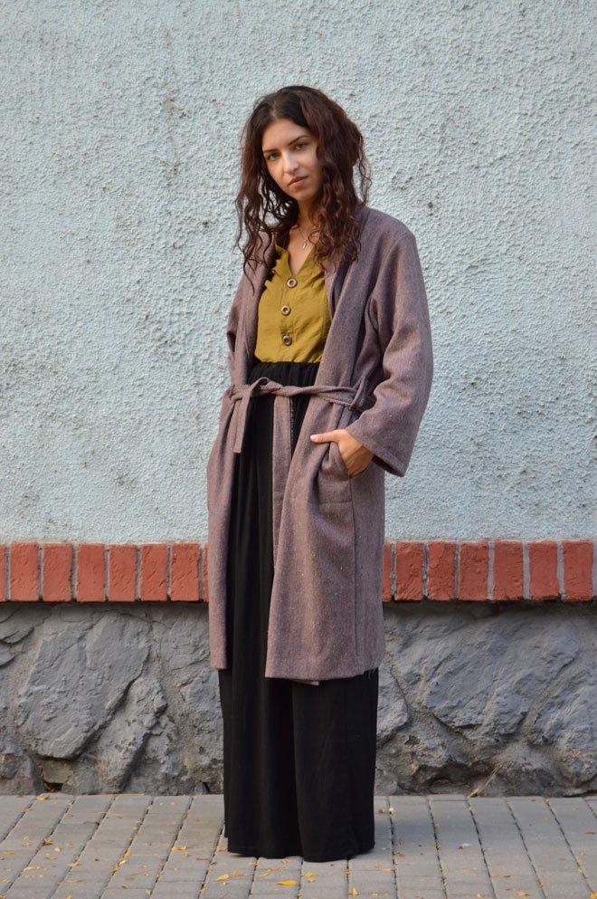 Slow fashion outfit od slovenskej návrhárky