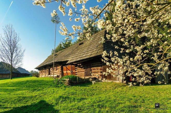 Jar v Múzeu slovenskej dediny, foto Milo Fabian