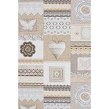 Úžitkový textil - Sada na záhradné sedenie - 6910431_