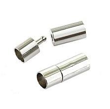 Komponenty - Magnetické zapínanie - Stift 6mm - 6912301_