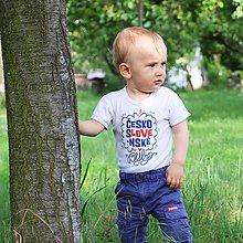 Detské oblečenie - Československé bejby - 6914040_