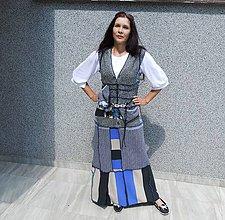 Šaty - lelošatky jarné II. - 6914452_