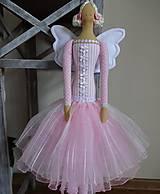 Bábiky - Ružová princezná - 6913539_