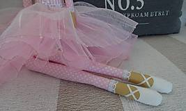 Bábiky - Ružová princezná - 6913541_