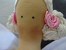 Bábiky - Ružová princezná - 6913542_