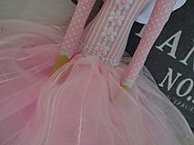 Bábiky - Ružová princezná - 6913543_
