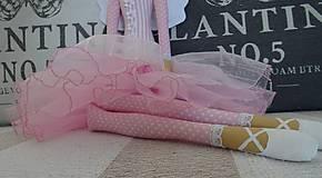 Bábiky - Ružová princezná - 6913545_