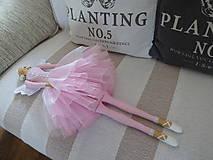 Bábiky - Ružová princezná - 6913547_