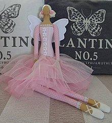 Bábiky - Ružová princezná - 6913538_