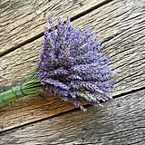 - Čerstvá levanduľová kytica 150stebiel - odroda Lavandin - 6913802_