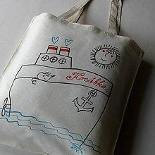 Nákupné tašky - KOCÁBKA - taška nákupní - 6914249_