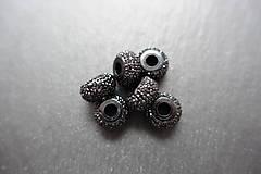 Korálky - PND K315 Č - 6913364_