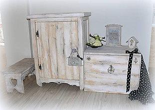"""Nábytok - """"Vintage Home""""nábytok na želanie :) - 6915167_"""