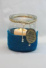 Svietidlá a sviečky - Svetríkový morský svietnik - 6915421_