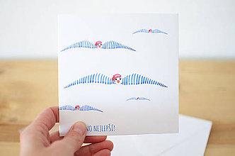 Papiernictvo - Blahoželanie Prúžky - 6917056_