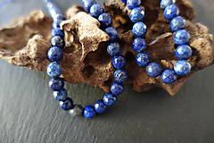 - Lapis Lazuli fazetovaný 8mm - 6917030_