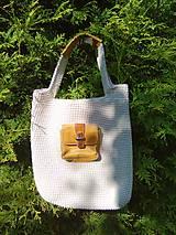 Veľké tašky - režná  - 6918358_