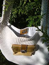 Veľké tašky - režná  - 6918359_