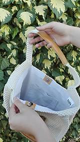 Veľké tašky - režná  - 6918360_