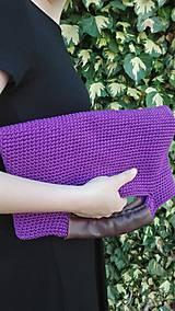 Veľké tašky - fialová - 6918379_