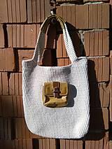 Veľké tašky - režná  - 6918443_