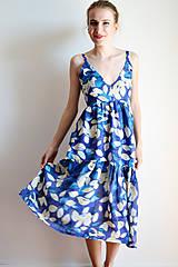 Šaty - Lístky na nebesách - šaty  - zľava  - 6916150_