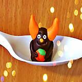 Hračky - Čokoládový Relevator - broskyňa - 6917279_