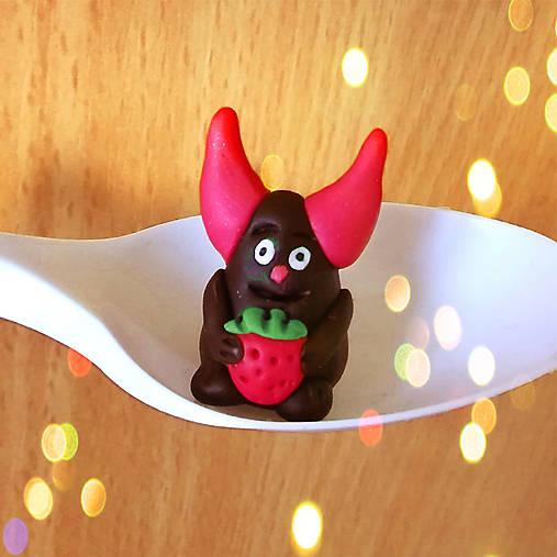 Čokoládový Relevator - jahoda