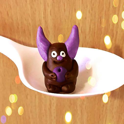 Čokoládový Relevator - čučoriedka