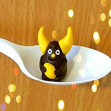 Hračky - Čokoládový Relevator - citrón - 6918581_