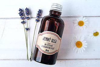 Drogéria - Jemný olej (50 ml) - 6920471_