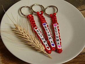 Kľúčenky - klúčenka - 6919041_