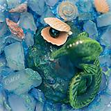 Krabičky - Morský koník a perla - šperkovnica/krabica - 6920932_