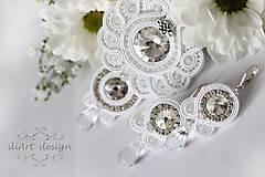 Sady šperkov - crystal clear - sada - 6925843_
