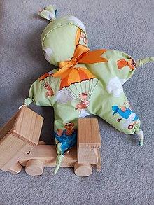 Hračky - Uzlíčková hračka - 6925249_