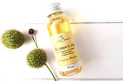 Suroviny - Arganový olej (24 ml) - 6926078_