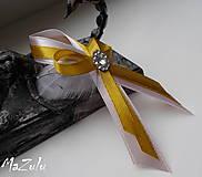 - svadobné pierko v pudrovoRužovej - 6924569_