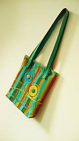 Veľké tašky - Kabelko taška-pestrofarebná - 6924745_