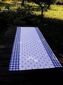 Úžitkový textil - STŘEDOVÝ UBRUS ..43 x 98 cm - 6924301_