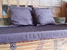 Úžitkový textil - 2 vankúše+štóla - 6925133_